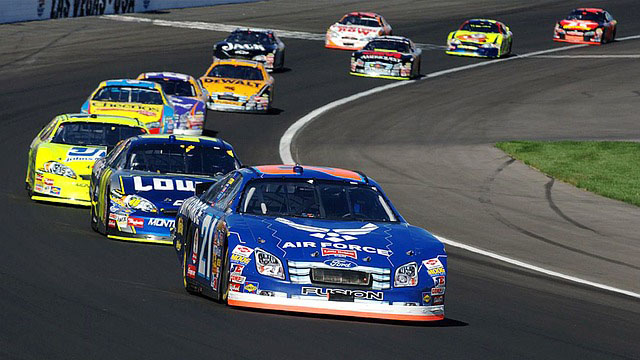 NASCAR Automotive Racing