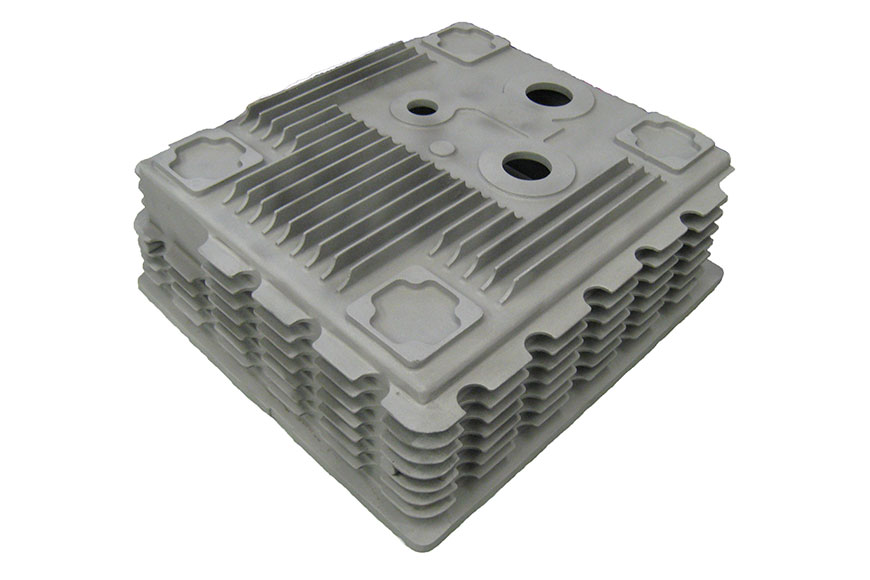 Box Web Housing Al A356.2 - T6