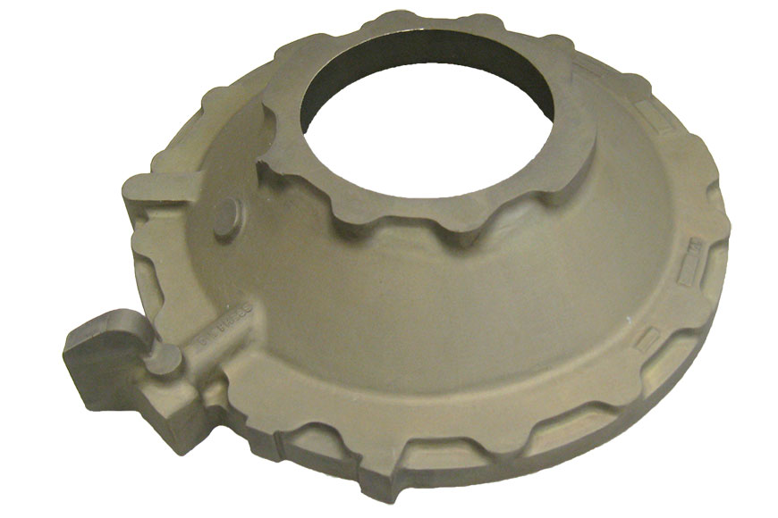 Helicopter Transmission Cover Mg AZ 91 C